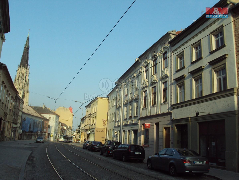 Prodej nájemního domu, 518 m², Olomouc, ul. 1. máje