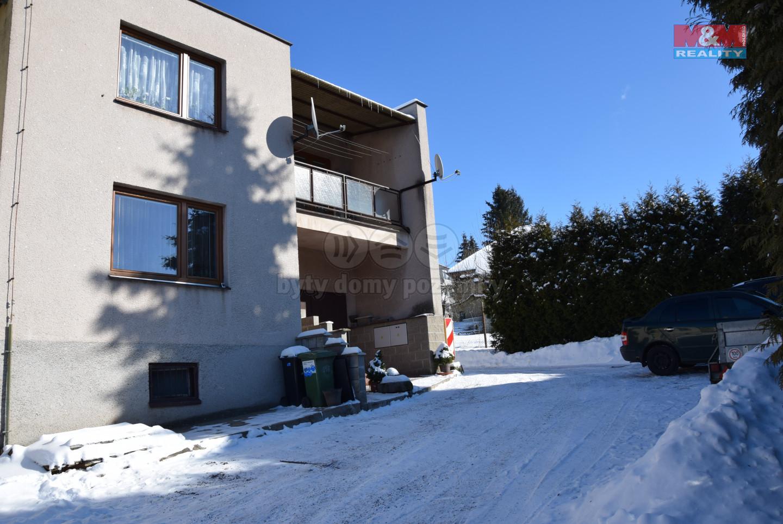 Prodej rodinného domu v Stříbrné Skalici, ul. Na zlodějce