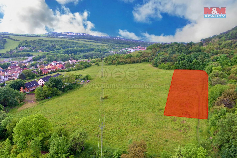 Prodej pozemku k bydlení, 2411 m², Bystřany
