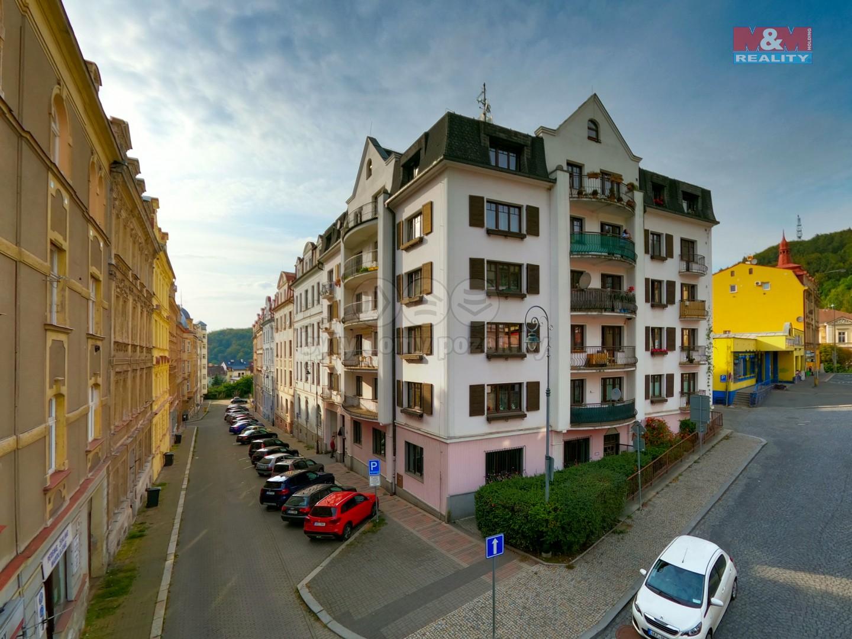 Prodej atypického bytu, 115 m², Karlovy Vary, ul. Raisova