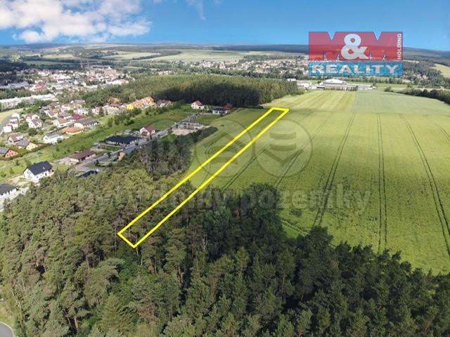 Prodej, pole, 3 347 m², Třemošná