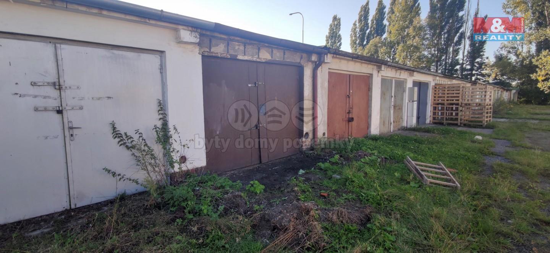 Prodej garáže, 17 m², Ostrava, ul. U Výtopny