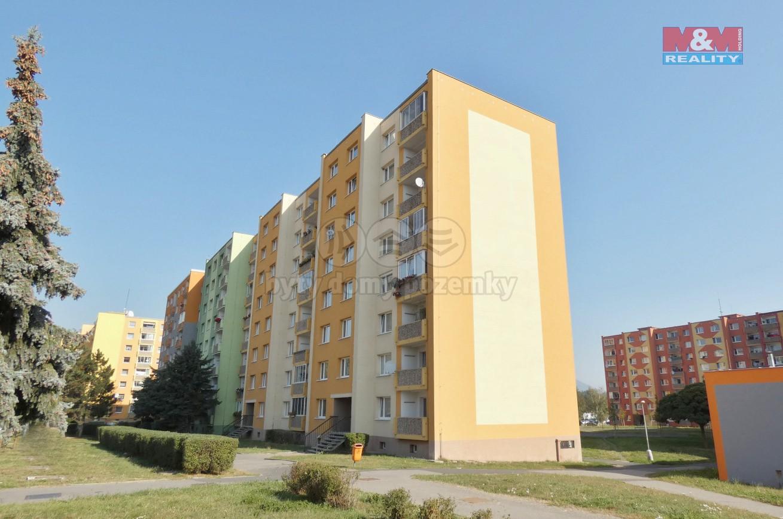 Prodej bytu 3+1, 67 m², OV, Jirkov, ul. Alešova