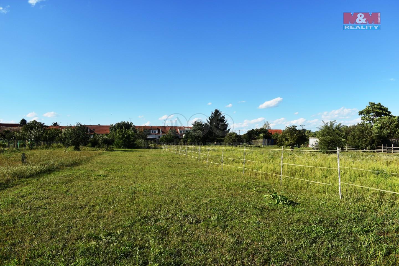 Prodej, pozemek k bydlení, 1861 m², Hrušovany nad Jevišovkou
