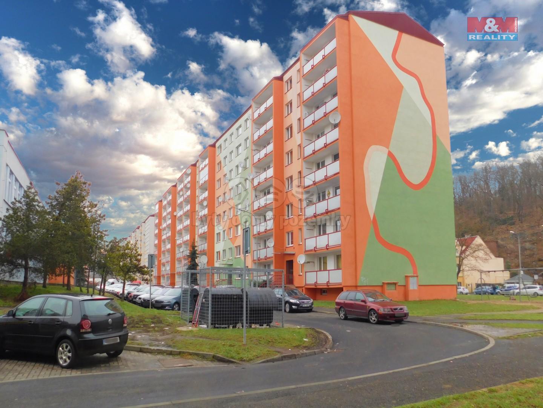 Pronájem bytu 4+kk, 85 m², Teplice, ul. Krajní