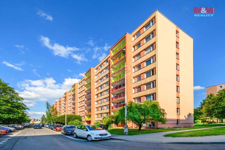 Pronájem, byt 2+kk, 42 m2, Kladno, ul. Ostravská