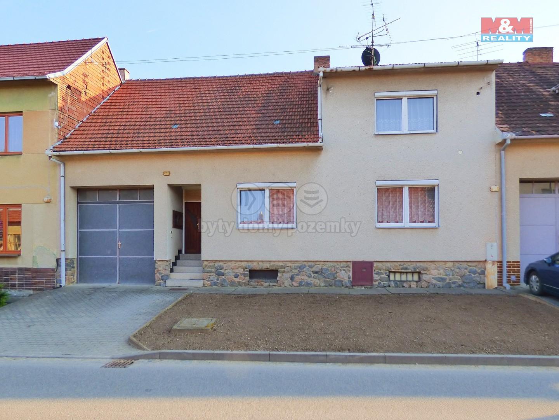 Prodej, rodinný dům 6+1, Klobouky u Brna