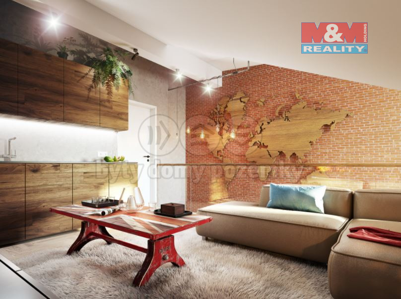 Prodej bytu 3+kk, 69 m², Praha 2 - Nové Město
