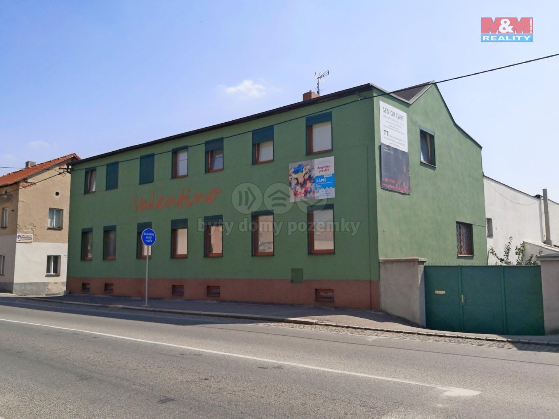 Pronájem kancelářského prostoru, 17 m², Beroun, ul. Pražská