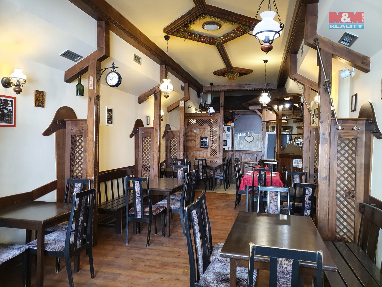 Pronájem restaurace, 150 m², Olomouc, ul. Lafayettova