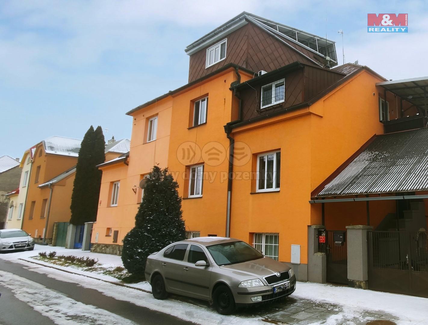 Pronájem bytu 2+1, 58 m², Olomouc, ul. Máchova