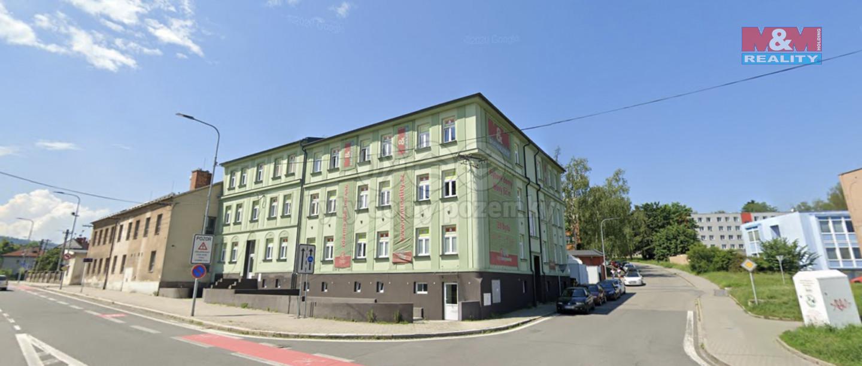 Prodej nájemního domu v Novém Jičíně, ul. Vančurova