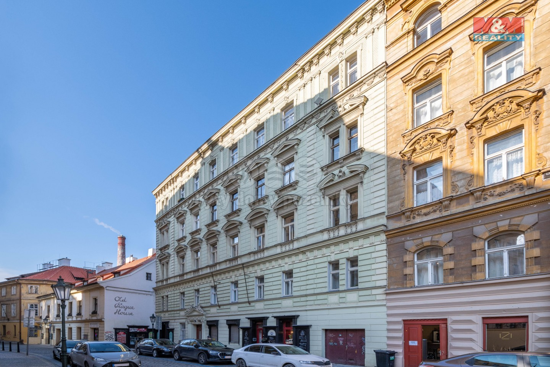 Pronájem bytu 3+1, 118 m², Praha, ul. Náprstkova