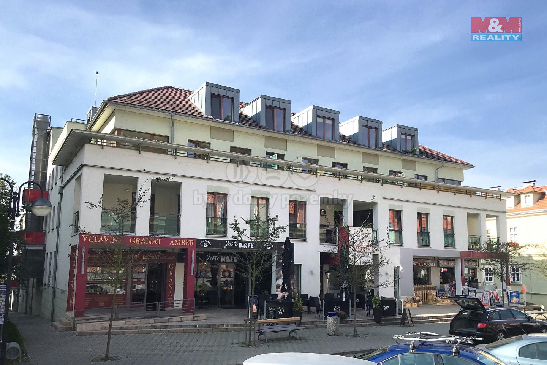 Prodej bytu 3+kk, 80 m², Hluboká nad Vltavou, ul. Masarykova