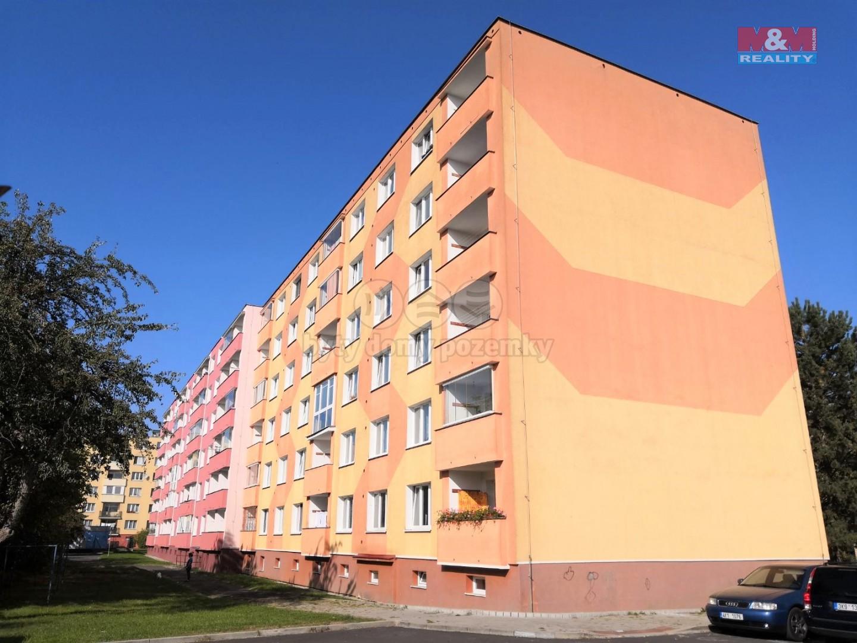 Prodej bytu 2+1 62 m2 v Chebu, ul. Šeříková