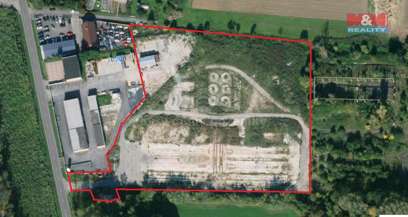 Prodej provozní plochy v Heřmanově Městci - Nový dvůr