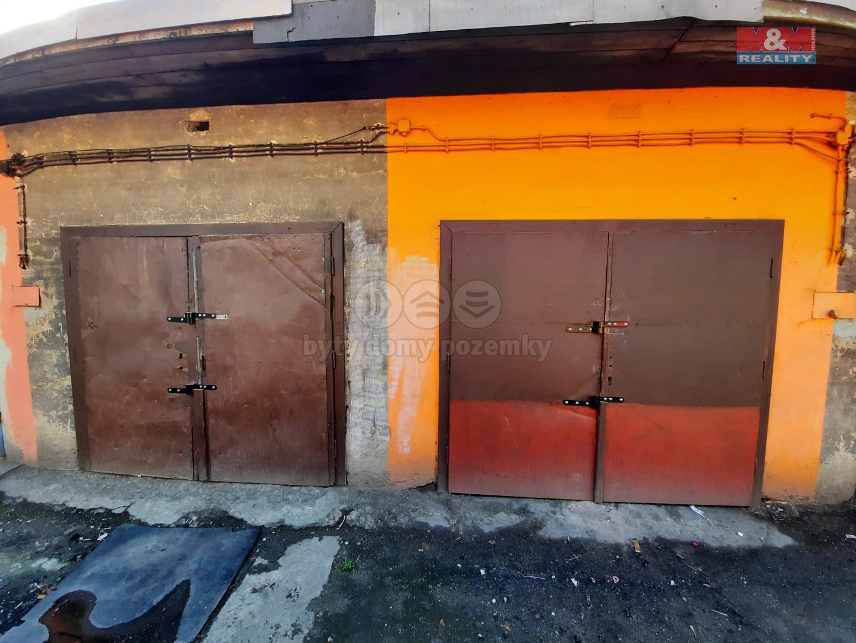 Prodej garáže, 38 m², Ostrava, ul. Křišťanova