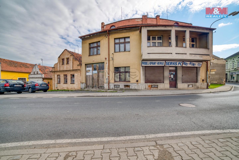 Prodej rodinného domu, 822 m², Staňkov, ul. 28. října