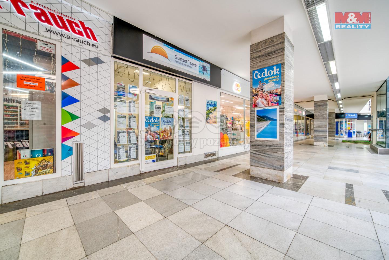 Pronájem, obchod a služby, 75 m2, Plzeň - Bory