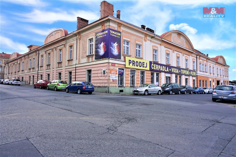 Pronájem, kancelářský prostor, 78 m², Plzeň, ul. Poděbradova