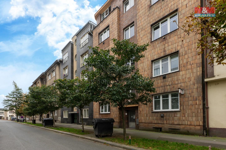 Pronájem bytu 2+1, 49 m², Plzeň, ul. Na Belánce
