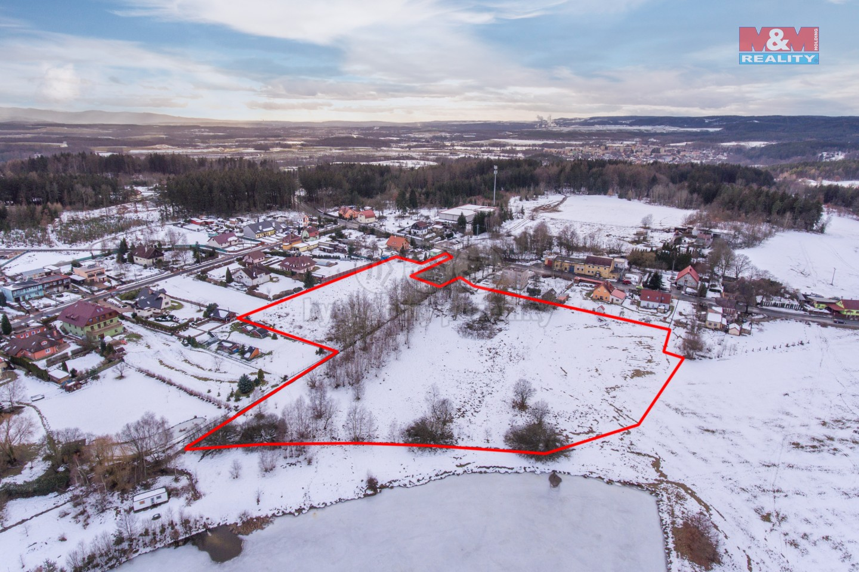 Prodej pozemku k bydlení, 21176 m², Nová Role
