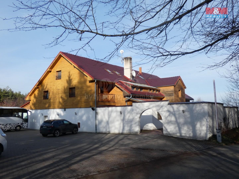 Pronájem restaurace, stravování, 356 m², Krnov, ul. V Zálesí