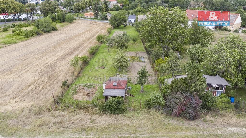 Prodej zahrady, 1803 m², Roudnice nad Labem, ul. Ke Klenči