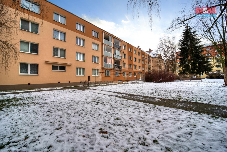 Prodej bytu 2+1 v Rokycanech, ul. Soukenická