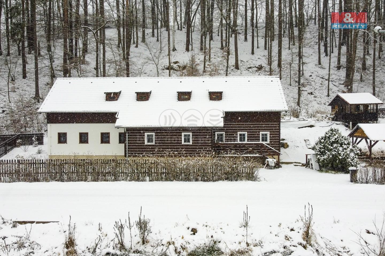 Prodej rodinného domu, 300 m², Jetřichovice