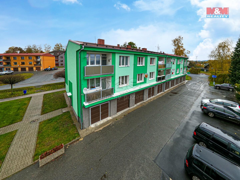 Prodej bytu 2+kk, 44 m², Rozvadov