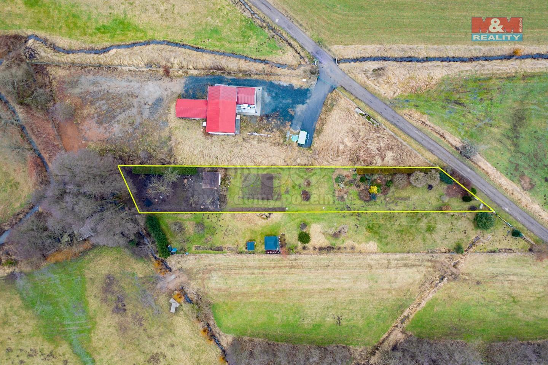 Prodej pozemku k bydlení, 1500 m², Štěnovický Borek