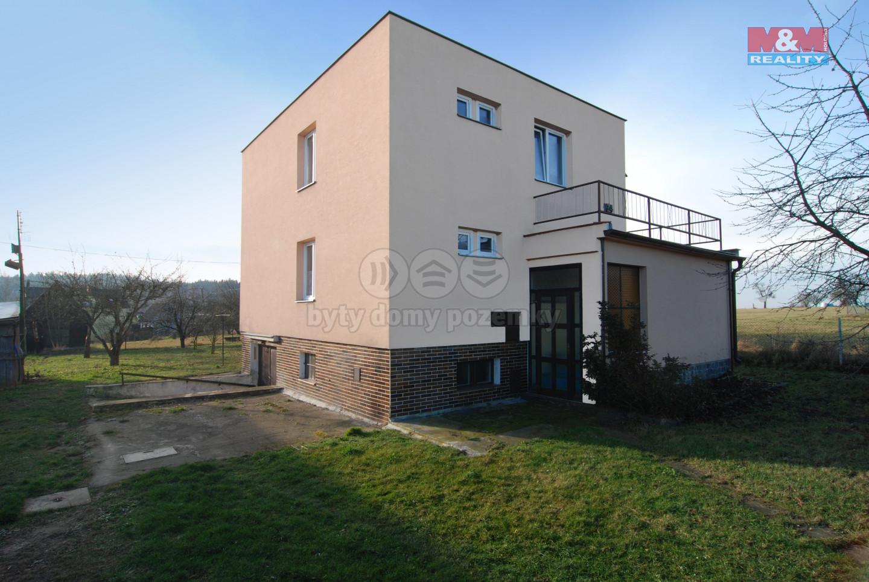 Prodej rodinného domu, 120 m², Heřmaničky