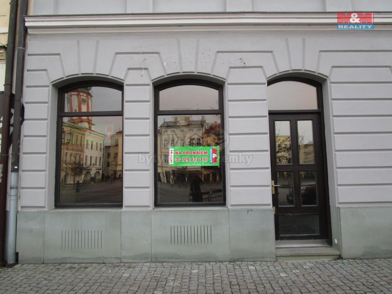 Pronájem obchodního prostoru, 49 m2, Frýdek - Mistek