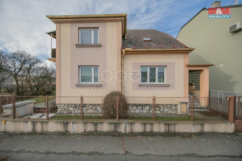 Prodej, rodinný dům, Olomouc, ul. Přerovská