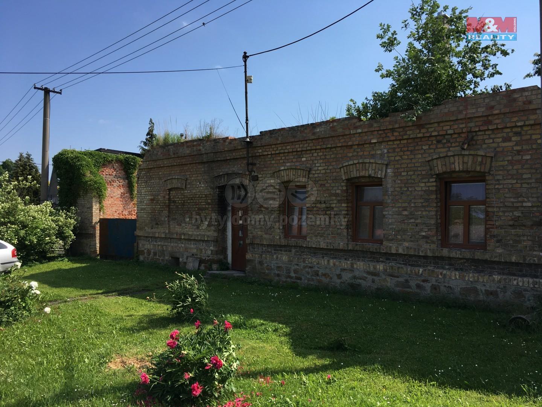 Prodej, stavební pozemek, 2 701 m2, Hoštice u Litenčic