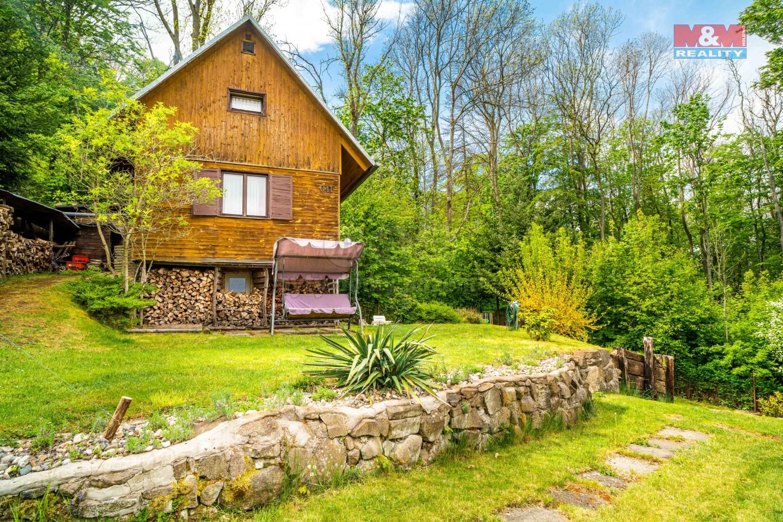 Prodej, chata, 656 m2, Bořetín u České Lípy