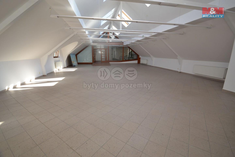 Pronájem kanceláře, 199 m², Jablonec nad Nisou