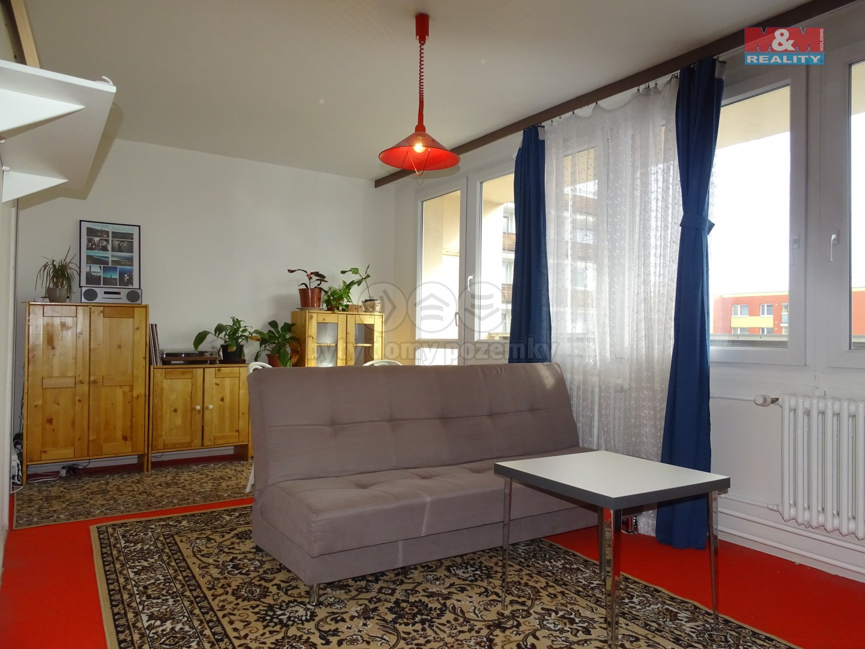 Pronájem bytu 2+1, 61 m2, Strašnice, ul. Svojetická