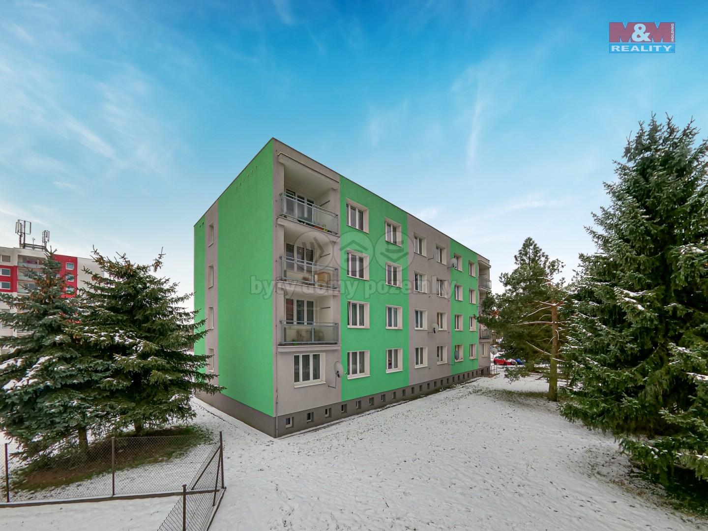 Prodej bytu 3+1, 68 m², Třemošná, ul. Sídliště