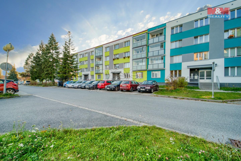 Prodej, byt 2+1, Kaznějov, 70 m2, ul. Školní