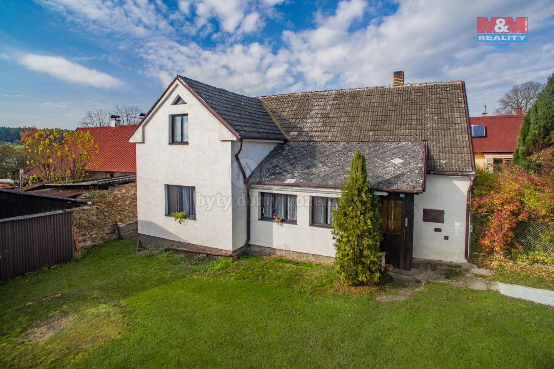 Prodej rodinného domu 5+1, Dobronice u Bechyně