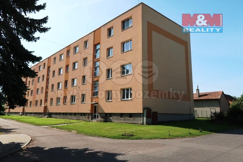 Prodej bytu 3+1, 76 m2, Hrochův Týnec