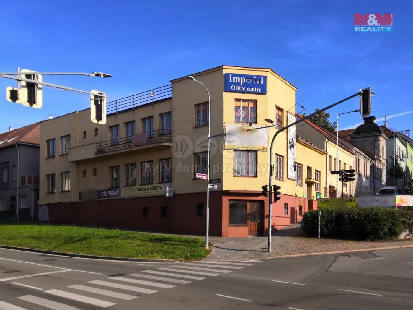 Pronájem, byt 2+kk, 50 m², Třebíč, ul. Oldřichova
