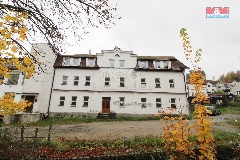 Prodej bytového domu, 193 m², Kraslice, ul. U plynárny