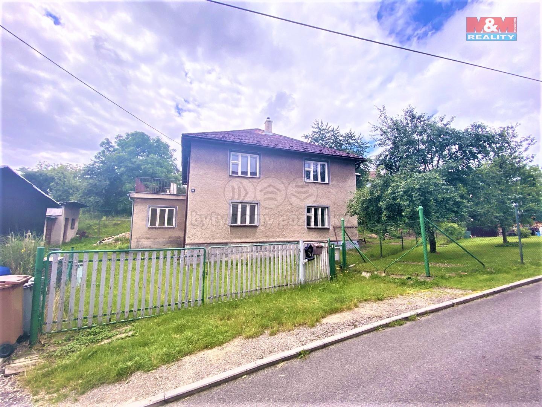 Prodej, rodinný dům, 818 m², Hlubočec