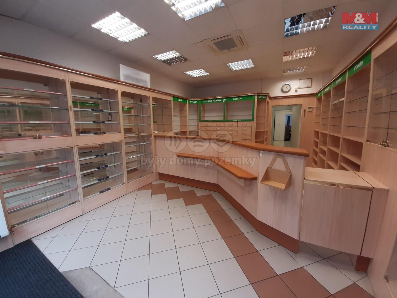 Pronájem obchodního prostoru, 120 m², Opava - Město
