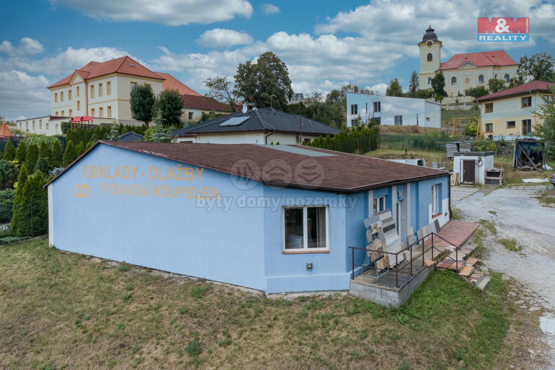 Prodej komerční objekt, 1490 m2, Králův Dvůr