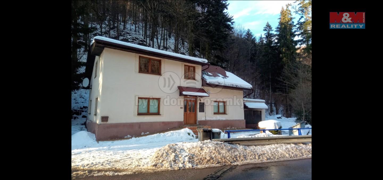 Pronájem bytu 1+1, 38 m², Skuhrov nad Bělou