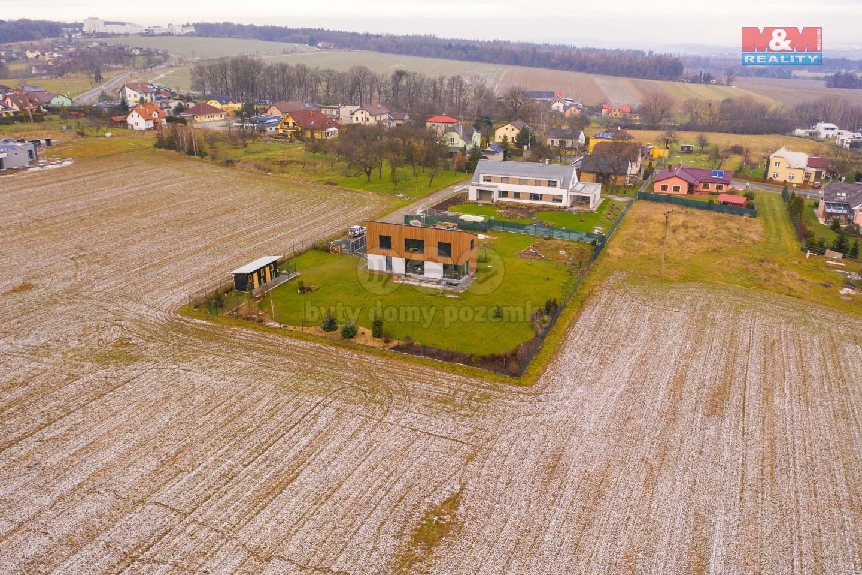 Prodej pozemku k bydlení, 8391 m², Klimkovice